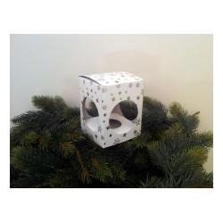 Dárková krabička na 1 kuličku o velikosti 10 cm